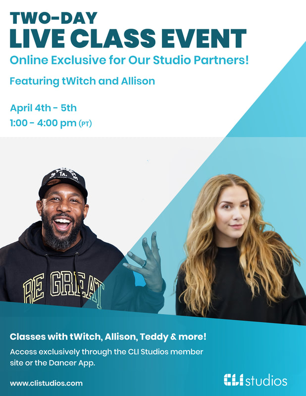 CLI Studios Two Day Live Class Event